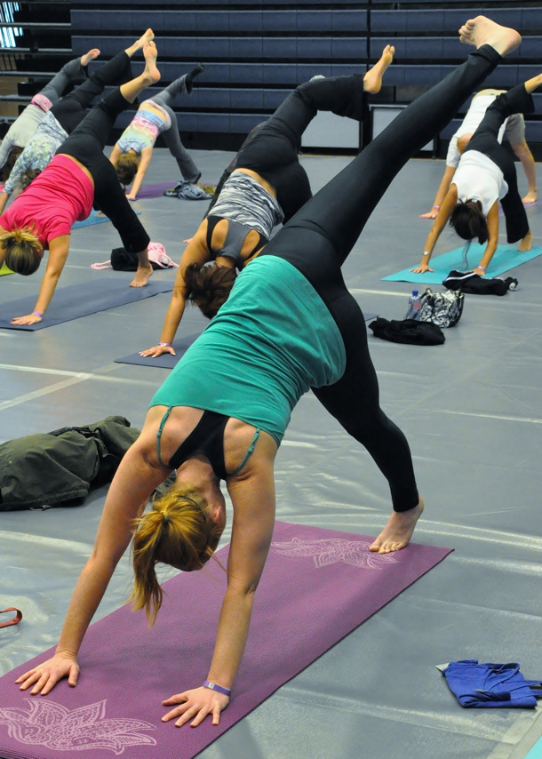 My yoga 1