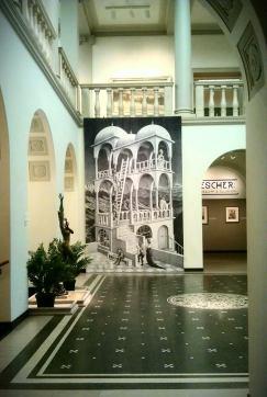 MC Escher at Currier Museum