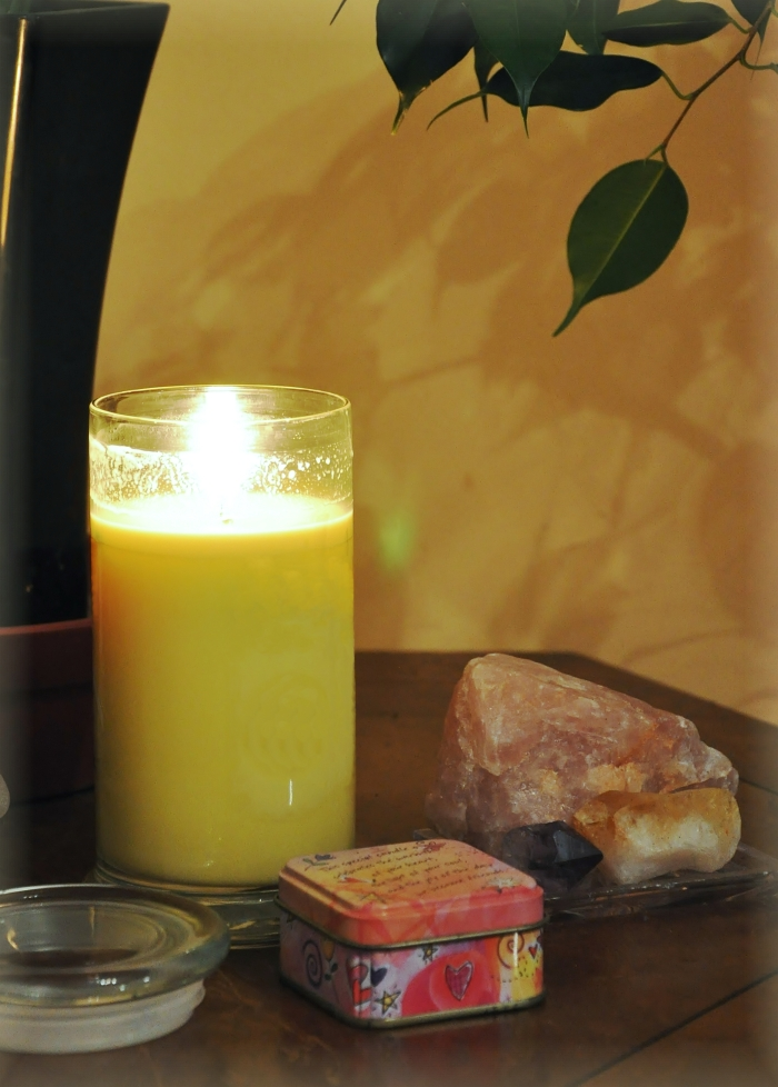 soft candle