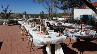 wedding set up2