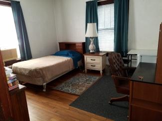 Alan's rooms